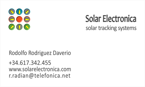 Rodolfo Rodriguez SolarElectronica 500x300