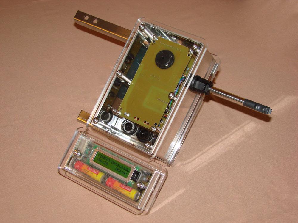 Electronica de Seguimiento Solar
